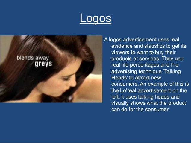 ethos ads examples