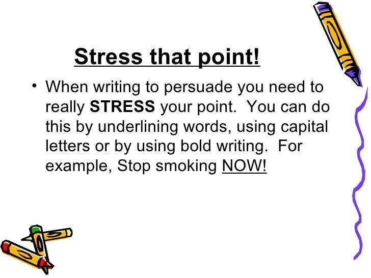 persuasive stop smoking essay