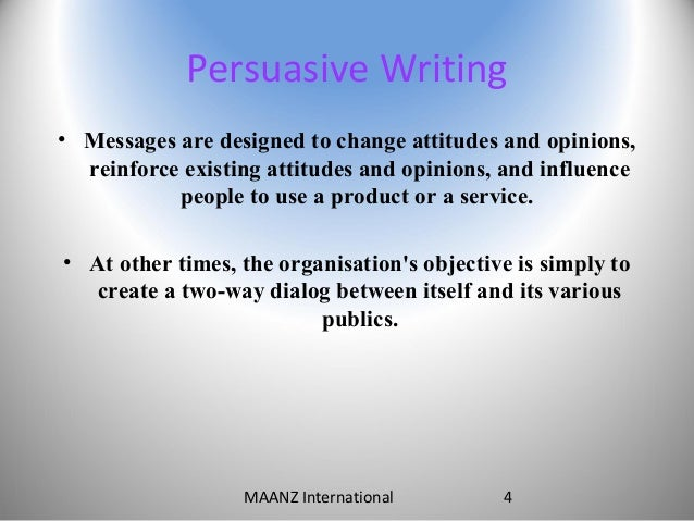 a persuasive essay about the influence Argumentative vs persuasive essay: what's the difference  you are trying to influence or change another person's mind with your words the writer tries to .
