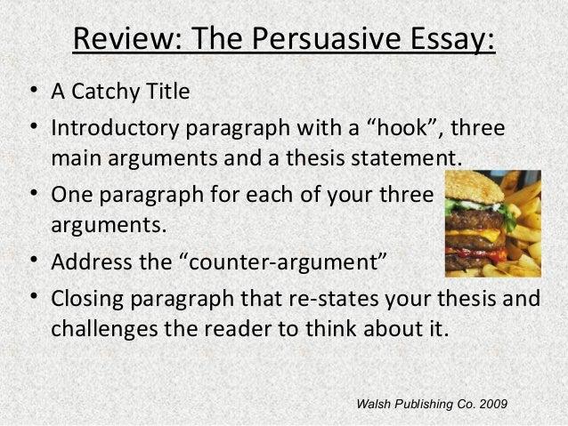 intro sentences for essays