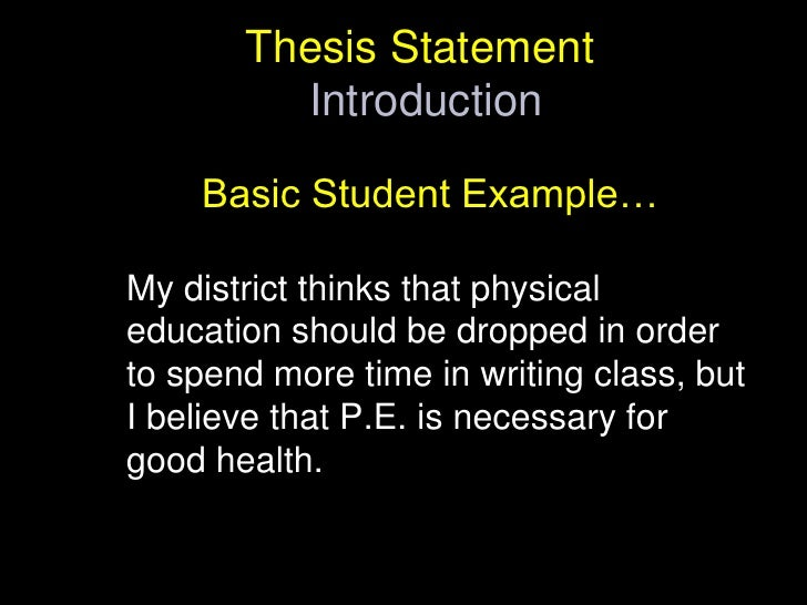 physical education in school essay Get access to mandatory physical education in high schools essays only from anti essays listed results 1.