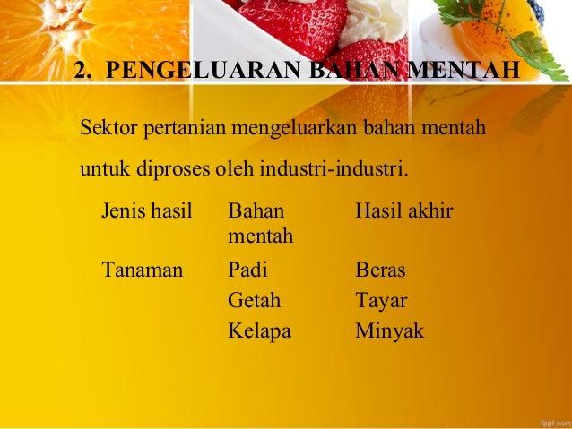 Pertanian Di Malaysia