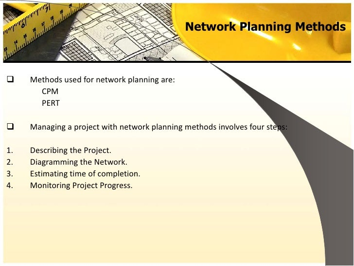 Pert cpm project management network planning methods methods used for ccuart Image collections
