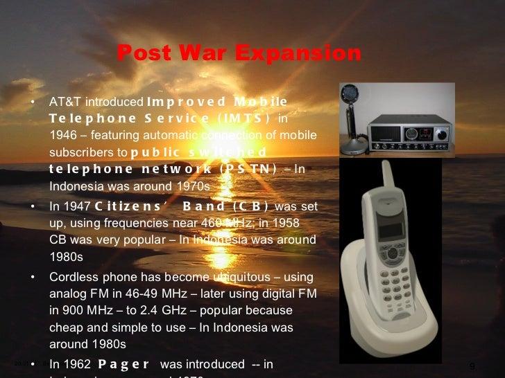 Perkembangan Teknologi Komunikasi 1