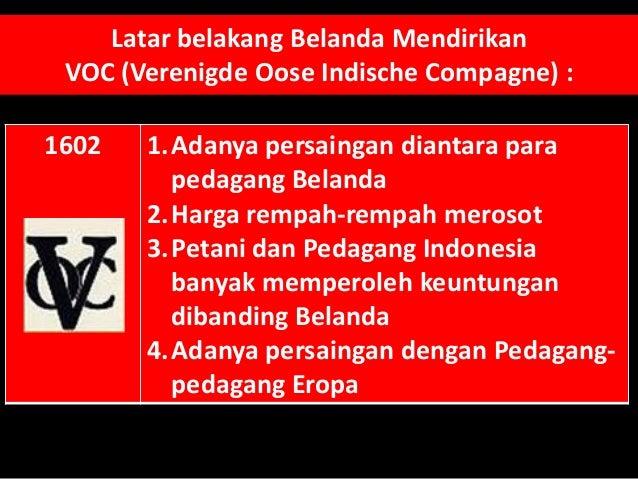 Pertemuan awal bangsa indonesia dengan bangsa eropa