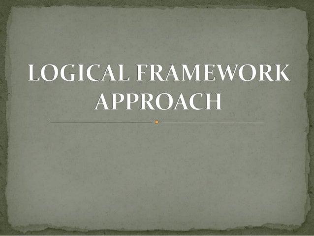  Suatu kerangka logis yang disusun sebagai tahap  terakhir perencanaan sebelum masuk dalam tahapan pengorganisasian progr...