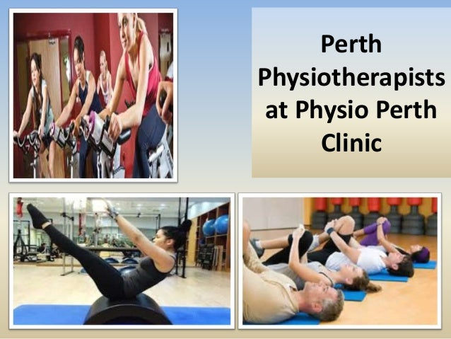 Perth Physiotherapists at Physio Perth Clinic