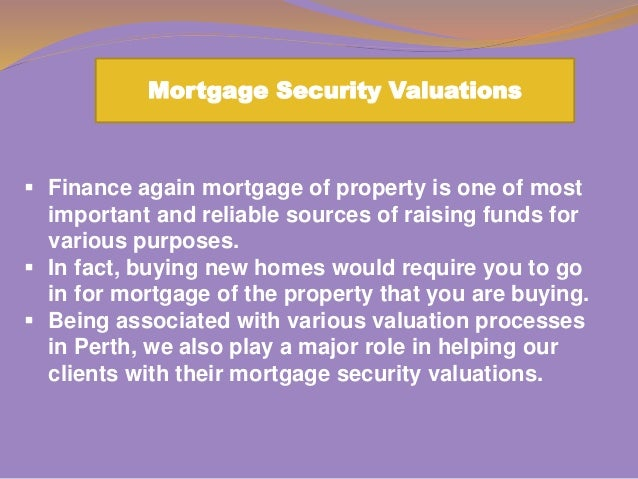 Accurate Perth Property Valuers for property valuers Slide 3