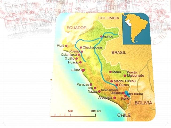 PERU               O Peru (quíchua: Piruw; aimará: Piruw; espanhol: Perú), oficialmente chamado de República do Peru (emes...