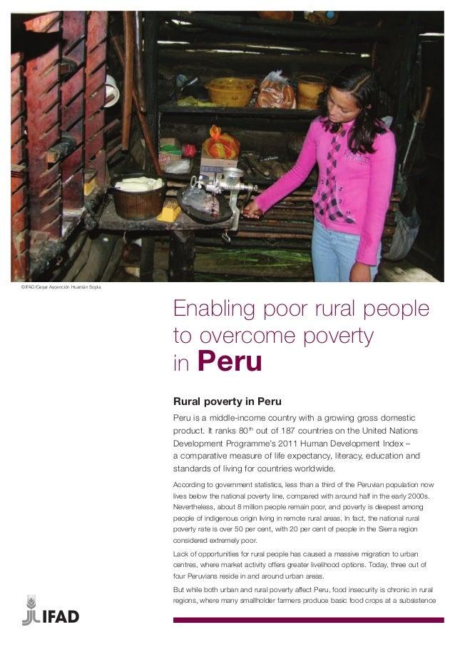 ©IFAD/Cesar Ascención Huamán Sopla                                     Enabling poor rural people                         ...