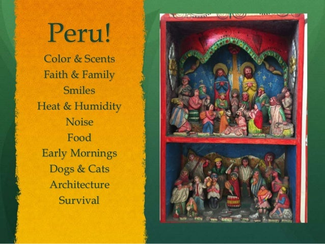 A Visit with our Peruvian Sisters Slide 3