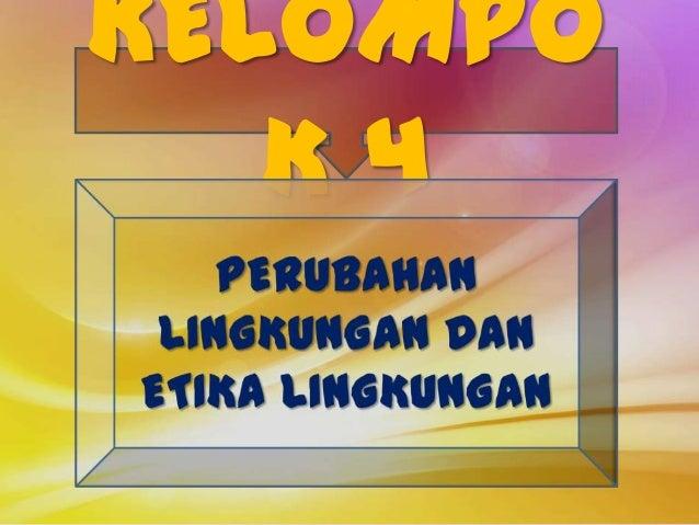 KELOMPO   K4