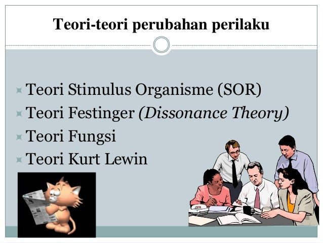 teori perubahan kurt lewin Kurt lewin mengembangkan tiga tahap model perubahan yang meliputi bagaimana mengambil inisiatif perubahan, mengelola dan menyetabilkan proses perubahan itu.