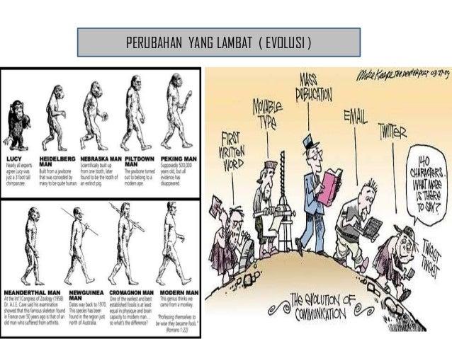 Contoh Evolusi Kebudayaan - Erectronic