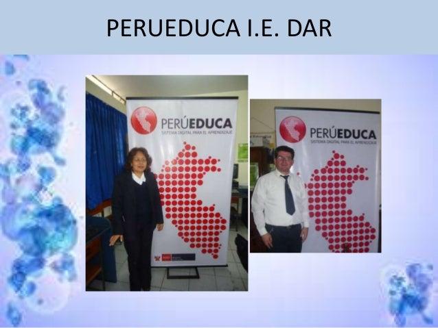 PERUEDUCA I.E. DAR