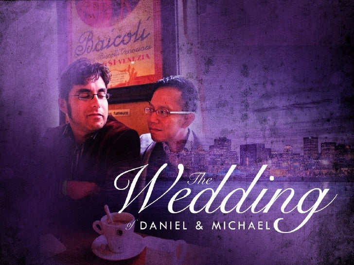 Table of Contents   About the Wedding (At-A-Glance)   About Montreal        The Meet-And-Greet   The Ceremony  ...