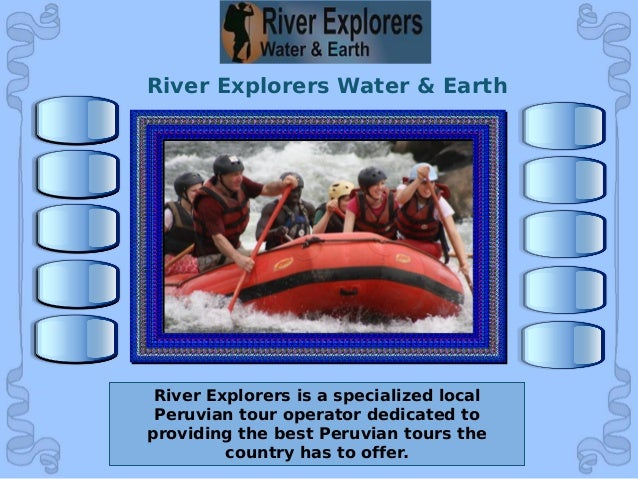 Peru Travel Packages River Explorers - Peru travel packages