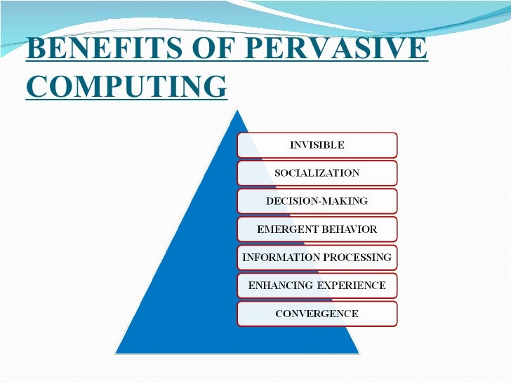 Pervasive Computing And Networking Pdf