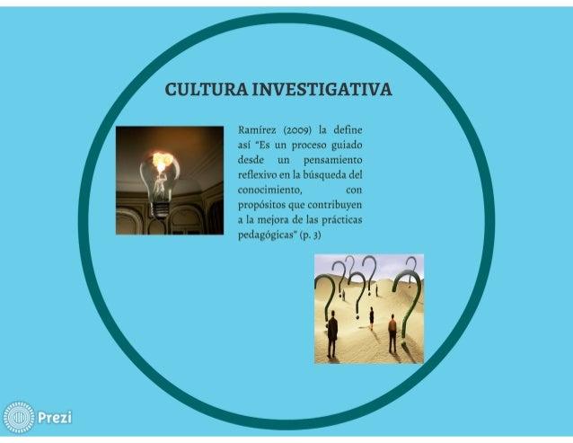 Perzi tic y cultura investigativa mariaaraque