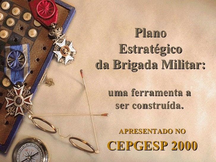 CEPGESP 2000 APRESENTADO NO