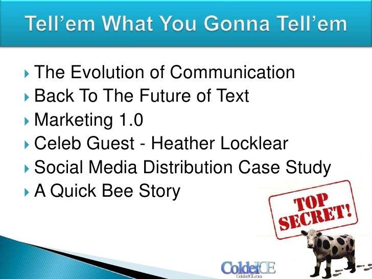 Show, Tell, Grow, Sell w/ Social Marketing (PeSA Australia Keynote) Slide 3