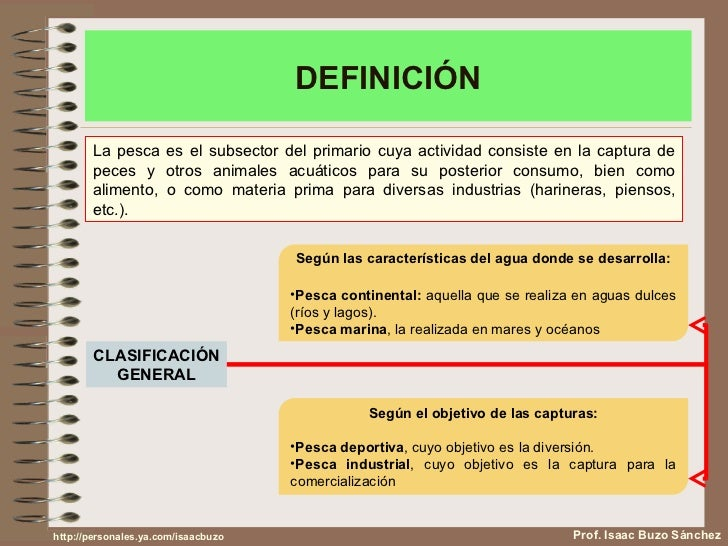 La pesca en España Slide 2