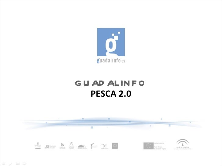 PESCA 2.0 GUADALINFO