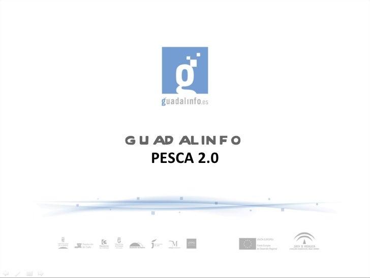 GUADALINFO PESCA 2.0