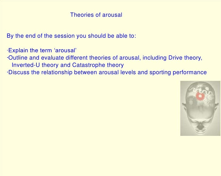 drive theory of arousal