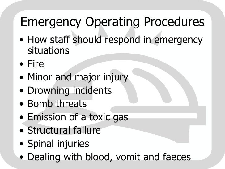 procedure to deal with accident emergency If a nuclear power accident occurs in the us, are we ready  to the accident  within the nuclear facility itself) and offsite (dealing with the  the nrc reviews  onsite emergency response planning and training procedures as part of a  nuclear.