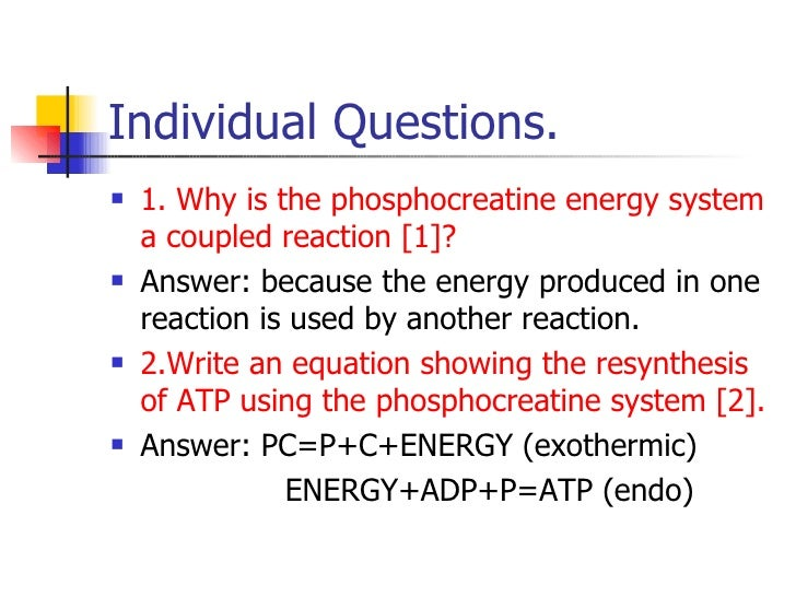 atp essay Synoptic essay titles atp - adp + p i d respiration 9 the way in which different species of organisms differ from each other a genetics b cellular i.