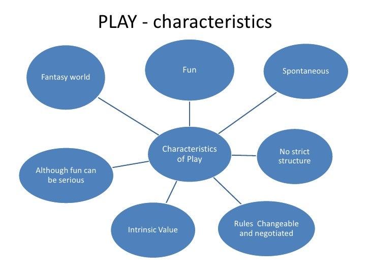 play characteristics