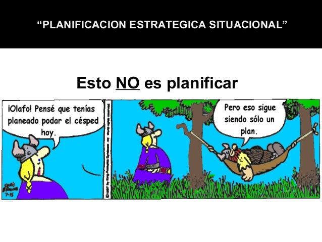 Carlos matus planificacion estrategica