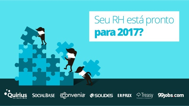 Cap. 2 As Perspectivas de 2017 1 SeuRHestápronto para2017?