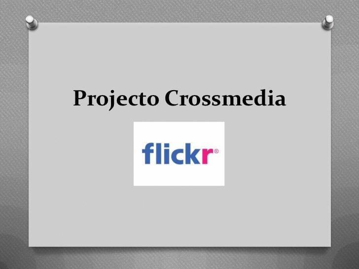 Projecto Crossmedia