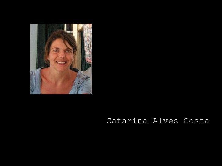 Catarina Alves Costa<br />