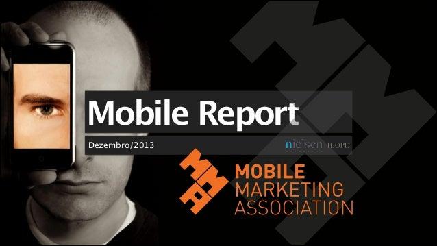 Mobile Report Dezembro/2013