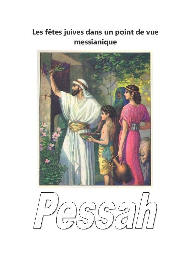 Les fêtes juives dans un point de vue messianique