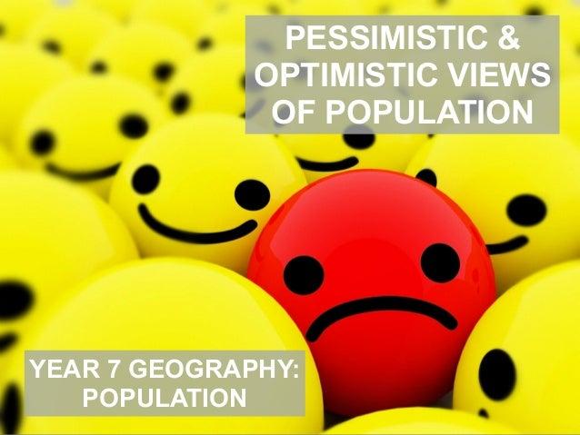 pessimistic view