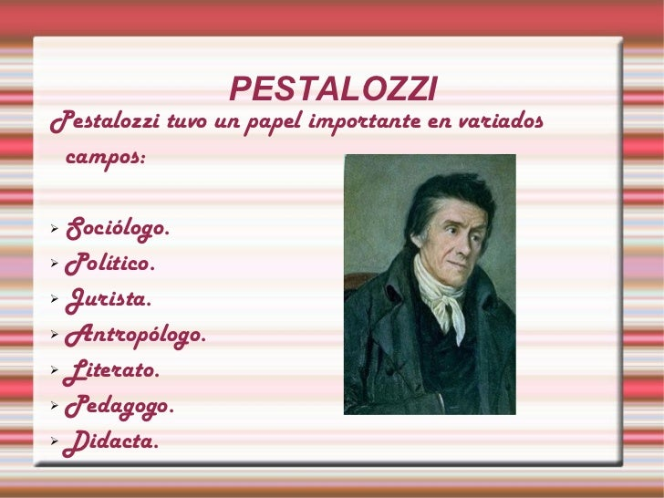 johann pestalozzi essay Johann heinrich pestalozzi research paper johann pestalozzi essayjohann pestalozzi introduction throughout history, many individuals have.