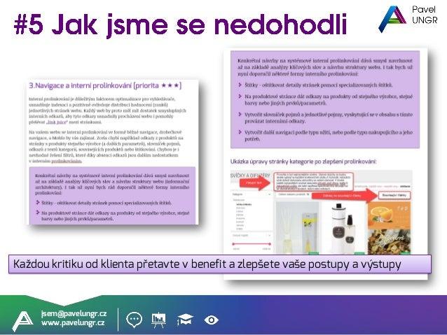 jsem@pavelungr.cz www.pavelungr.cz Každý SEO specialista by si měl umět postavit web.