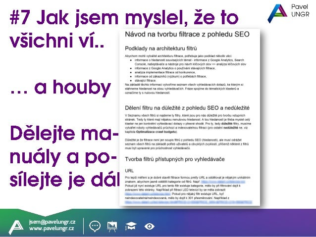 jsem@pavelungr.cz www.pavelungr.cz