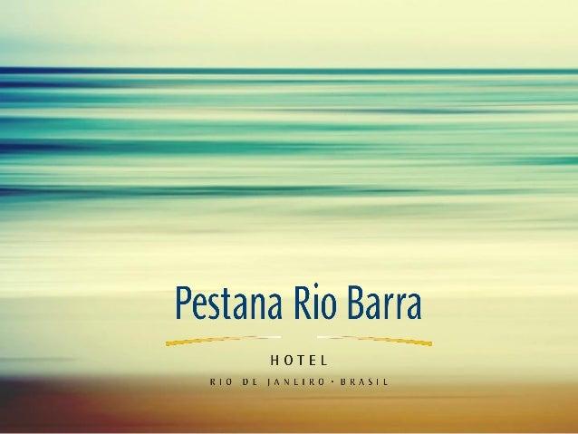 UMA DAS MAIORES REDES HOTELEIRAS DO MUNDO ESTÁ CHEGANDO À PRAIA MAIS BONITA DO RIO. E VOCÊ TEM UMA OPORTUNIDADE ÚNICA DE P...