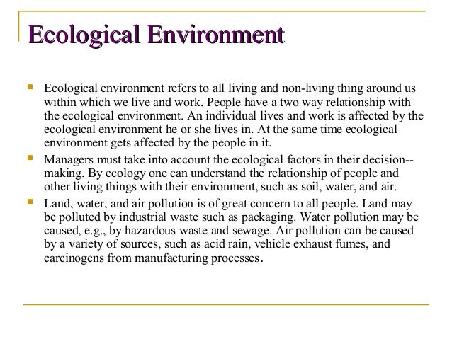 non living and living factors contributing to water pollution Water is the most essential needs for living things,  water supply and pollution in singapore  these wastes also contributing pollution to the river.