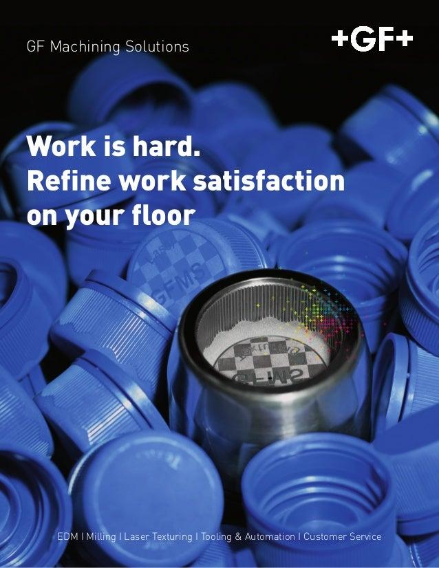 GF Machining Solutions - PET Solutions - EDM, Milling