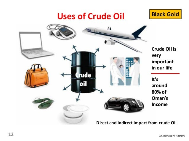 Crude oil in Nigeria