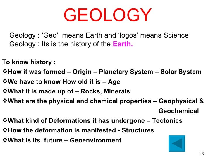 Fundamental of petroleum exploration for Geology dictionary