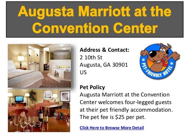 dog friendly hotels in augusta ga
