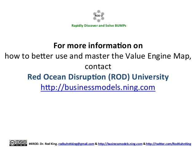 ROD  U           Rapidly  Discover  and  Solve  BUMPs    For  more  informaEon  on ...