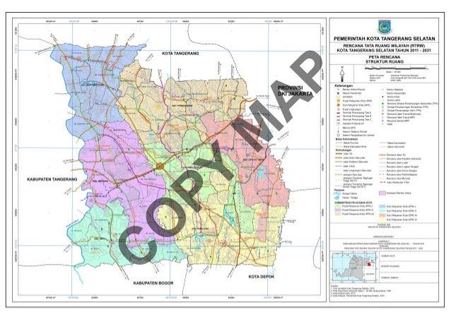 Peta Tangerang Pdf